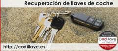 Recuperaciones de llaves por pérdida total -Codillave-